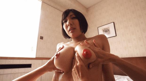 【GIF画像】麻倉まりな 濡れる サンプル動画&画像