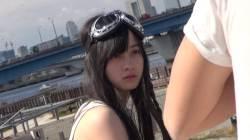 橋本環奈 奇跡の美少女グラビア撮影シーン